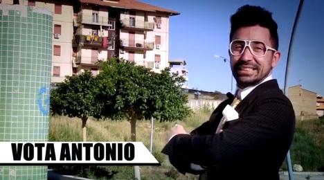 Antonio Vota -Angelo jay